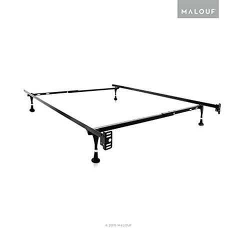 structures bed frame structures adjustable metal bed frame