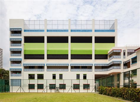 Queenstown Saa Architects Singapore Homepage Queenstown Primary School Explanations Explanation