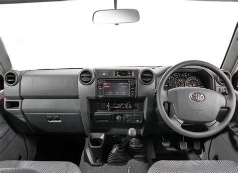 Land Cruiser 70 Interior by Toyota Land Cruiser 70 Series Updated Pricing For 2015