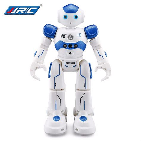 Promo Jjrc R2 Robot Cady Wida Intelligent Programming Gesture 17 flash sale for jjrc r2 cady wida intelligent rc robot rtr blue from gearbest china