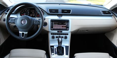 2014 Volkswagen Cc Interior by 2014 Volkswagen Cc Review The Automotive Review