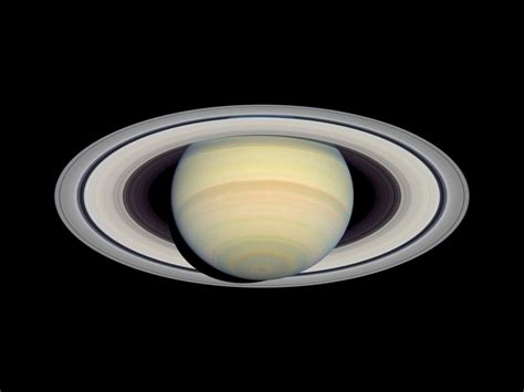 pictures on saturn how big is saturn universe today