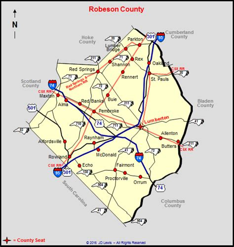 Robeson County Records Robeson County Tax