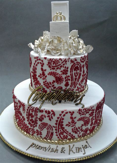 Cake Images Best Engagement Cake Shop In Mumbai Deliciae Cakes
