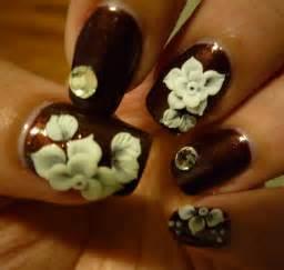3d nail art designs acrylic 1