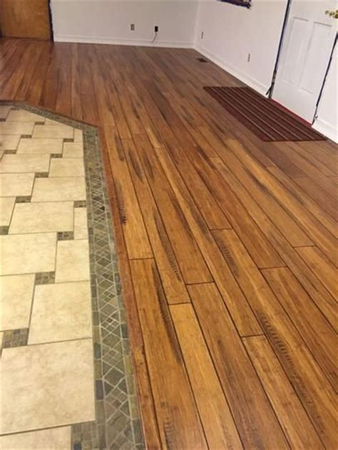 Distressed Honey Bamboo Flooring Home Depot - 17 best ideas about bamboo flooring on