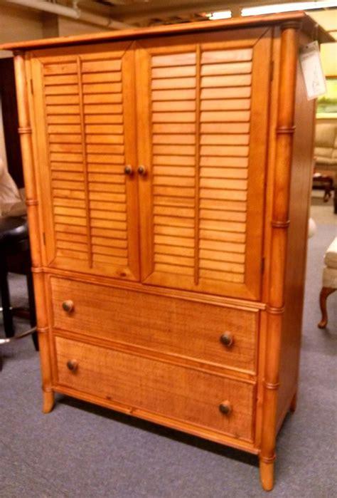 rattan armoire rattan armoire delmarva furniture consignment