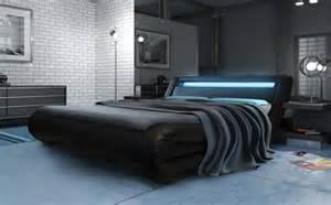 led lights bed headboards new low cheap designer bed frame led light headboard
