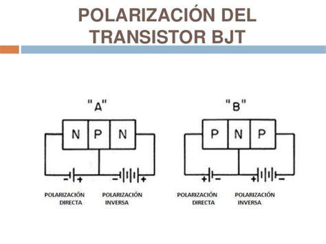 transistor bjt y jfet transistor bjt polarizacion 28 images small signal bipolar transistors bjt information