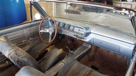 64 Pontiac Lemans by 64 1964 Pontiac Lemans Convertible With Gto Similar