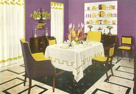 1940s home style kitchen decor