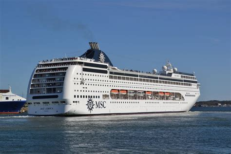 msc to schedule msc lirica itinerary schedule current position