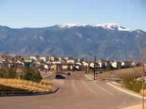 To Colorado Springs Colorado Springs Top 25 Prone Intersections