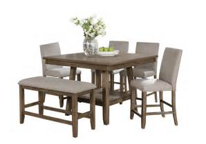Dining Table Height Cm Manning Square Counter Height Table Overstock Warehouse
