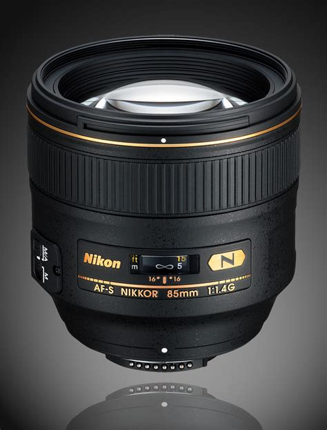 new nikon nikkor 85mm f1 4g a portrait lens light and matter