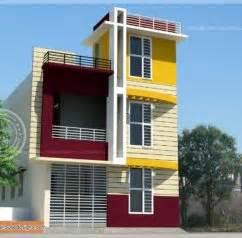 Double Floor House Elevation Photos indian house design double floor house designs