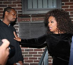 Winfrey Dedicates Show To Late by Home Daily Mail
