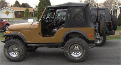 Jeep Tj Vs Jk Jeep Cj To Jeep Wrangler Jk Comparison Jeepfan