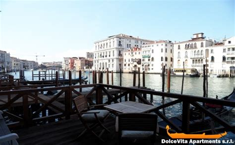 appartments in venice grand canal apartment in venice with terrace