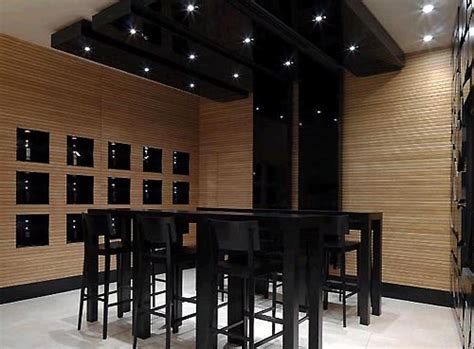 modern lighting fixtures for bakery shop design