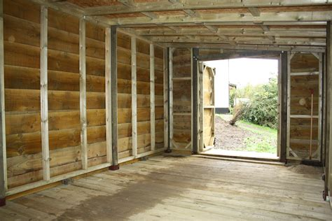 rustic shed interior  wooden workshop bampton