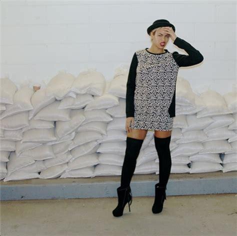 splurge beyonc 233 s new york city tibi leopard knit easy