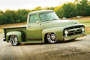 1953 Ford Truck 1953 Ford F 100 Is Better Rod Network