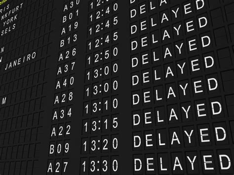Will Be Delayed by Understand And Avoid Flight Delays Causes And 7