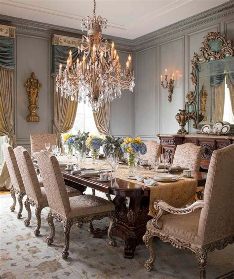 wall panels dining room victorian dining room french
