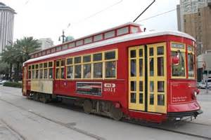 trolley cars new orleans image gallery new orleans trolley cars