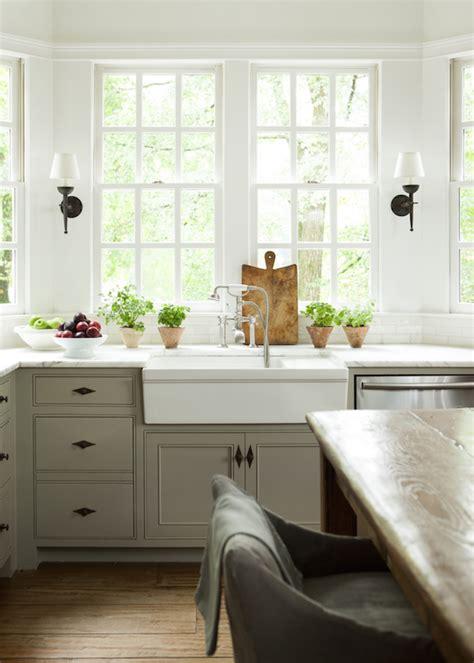 windows kitchen sink kitchen bay window with farmhouse sink and deck mount
