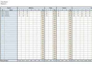 tracking sheet template for teachers grade sheet for teachers grading sheet for teachers