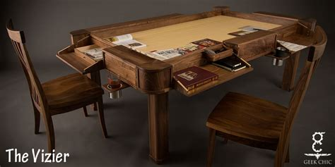 Table D by Coolest Diy Gaming Tables Webb Pickersgill