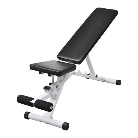 leg curl bench exercises vidaxl co uk fitness workout utility bench adjustable