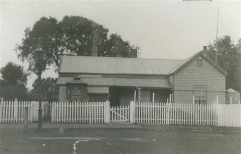 White Lake Post Office by Lake Bolac District Historical Society