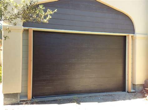 R S Overhead Doors Steel Garage Door Flush Panel With Custom Framing Installed By R S Overhead Garage Door 510