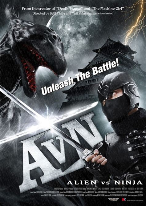 film genre ninja alien vs ninja cross genre movie review unwinnable