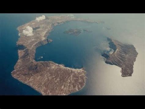 how did atlantis sink the atlantis how a volcanic eruption sank a city