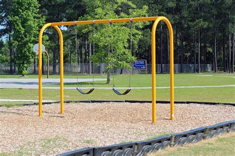 a child swings on a playground swing what was your favorite playground equipment when you were