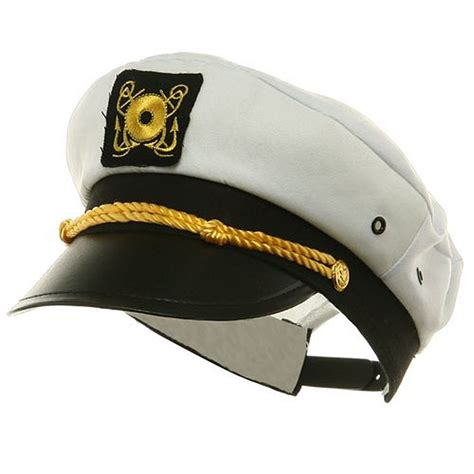 yacht boat captain hat yacht captain hat