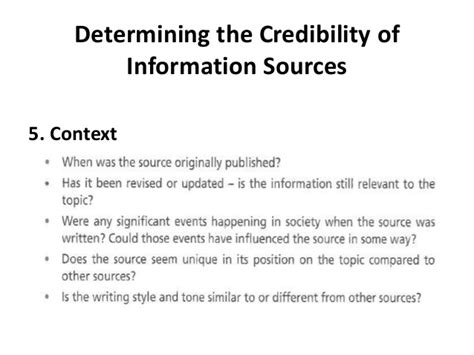 Essay About Sources Of Information by Evaluating Information Sources For Academic Essays