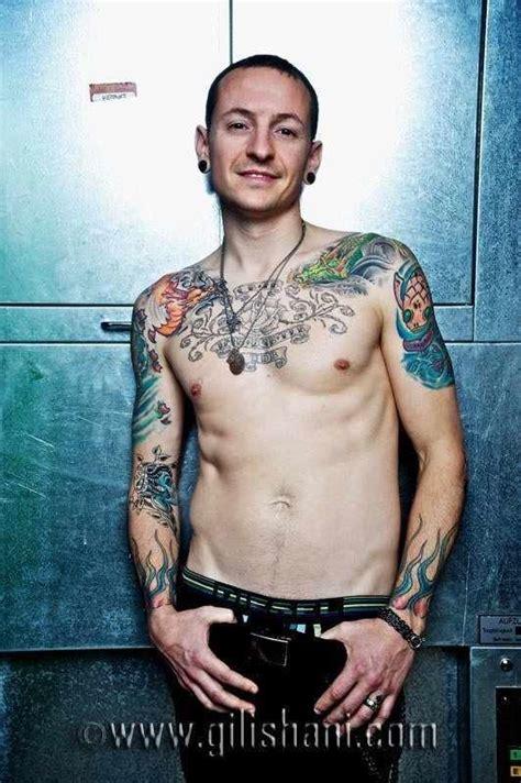 tattoo wier magazin germany 2010 chester bennington
