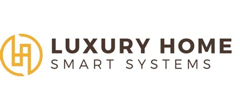 luxury home smart systems and home automation
