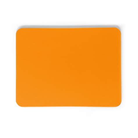 orange desk accessories orange leather desk pad genuine leather blotter