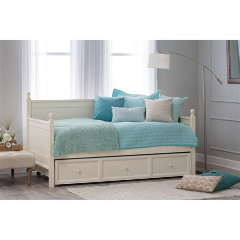 white day bed belham living casey daybed white daybeds at hayneedle