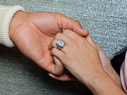 False Alarm For Kardashians Engagement by So True So False Did S Engagement Ring