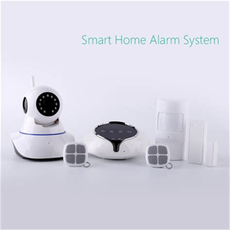 2016 home automation alarm system with app wifi