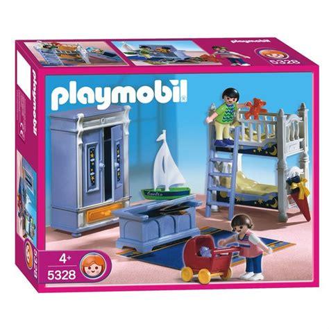 playmobil chambre enfant playmobil enfants chambre traditionelle achat vente