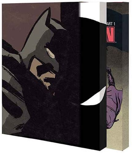 review absolute batman year one comic book daily