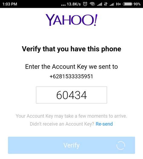 cara membuat email yahoo menggunakan hp cara daftar email buat email yahoo lewat hp android